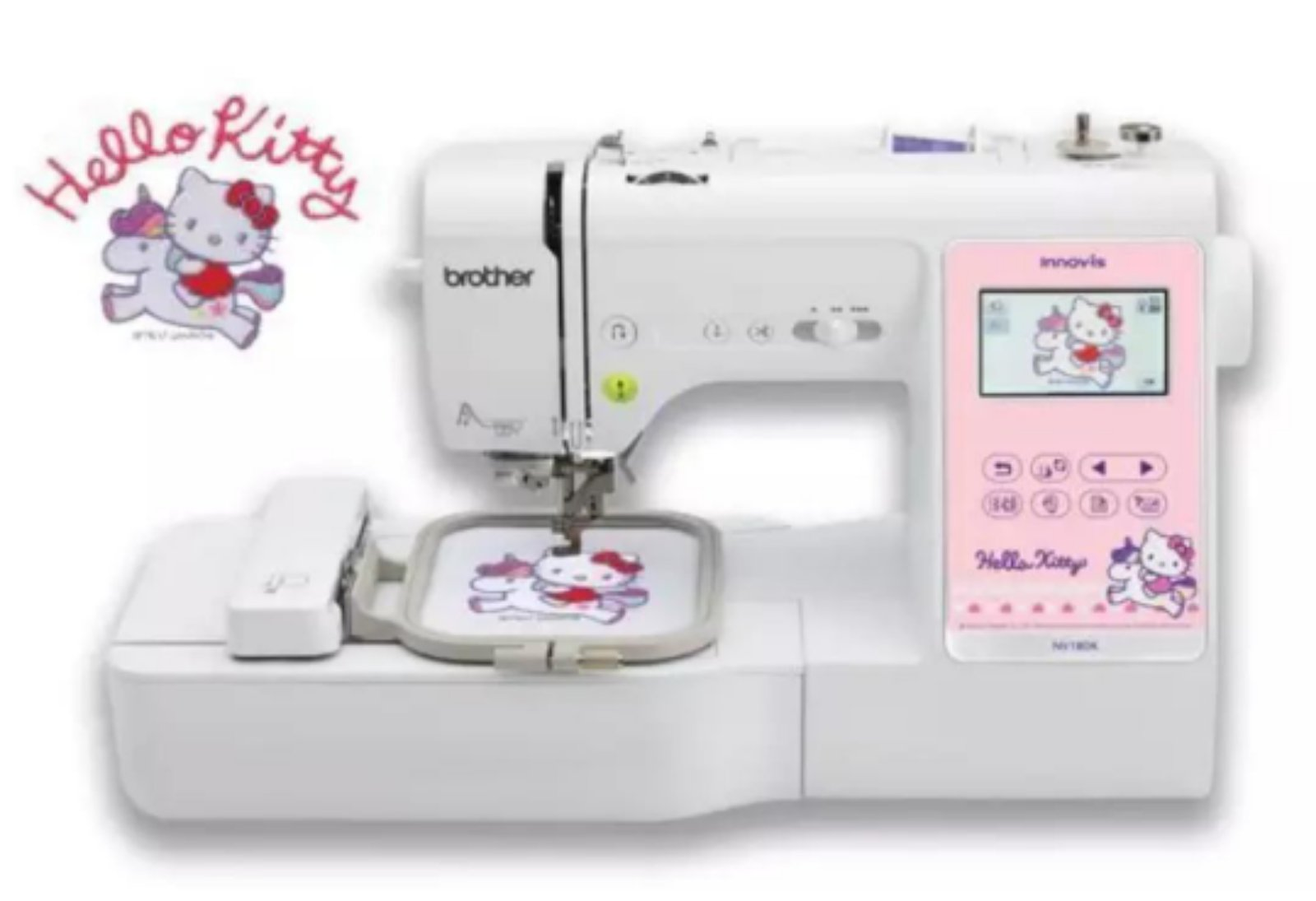 Brother Emboidery Sewing Machine