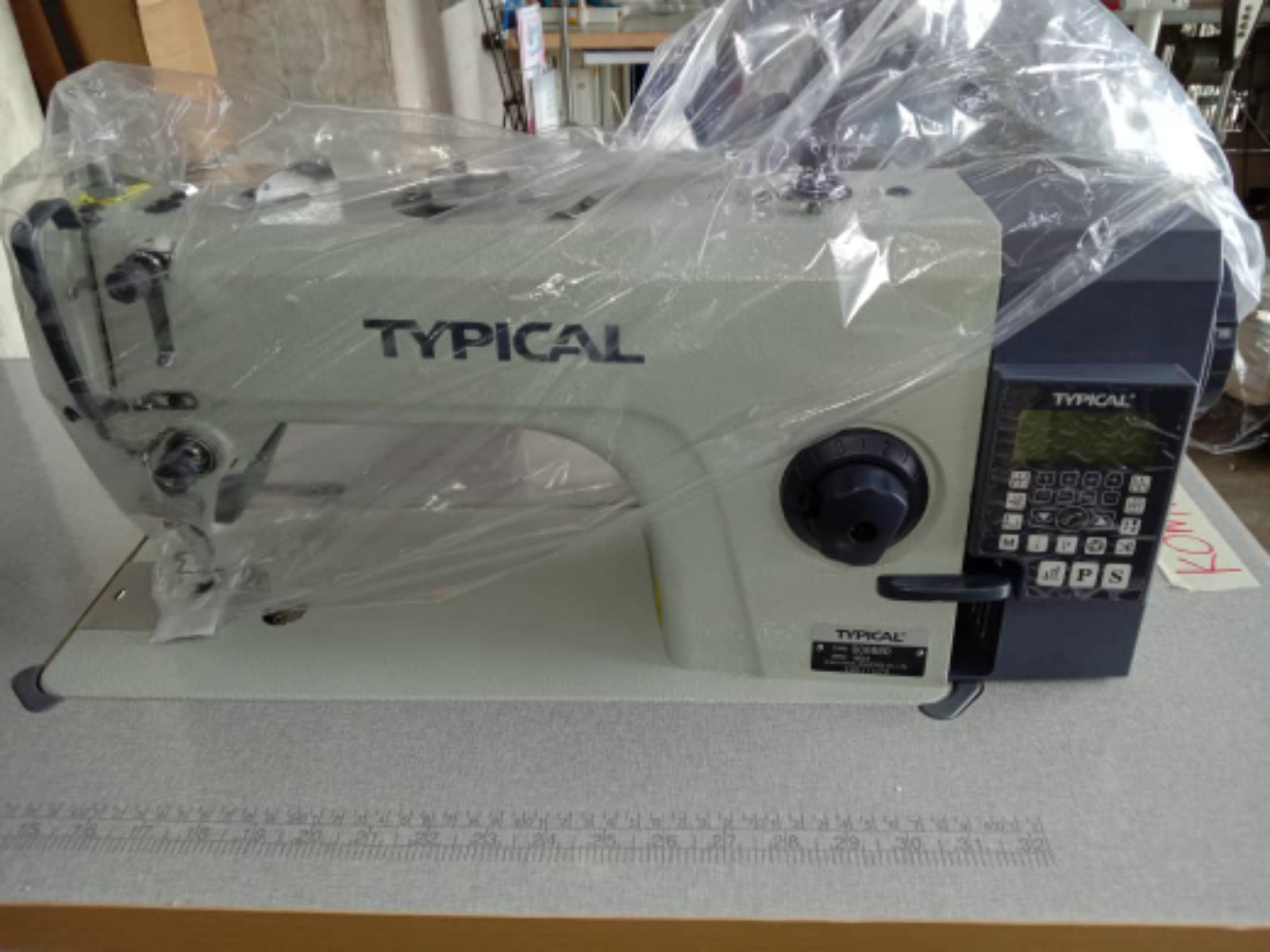 Typical Hi Speed Automatik Direct Drive Motor Sewing Machine