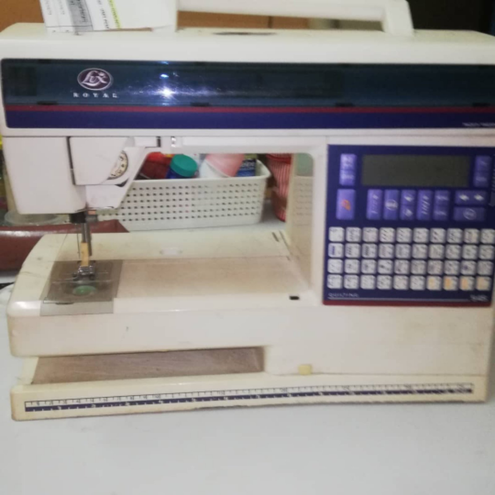 Repair Lux Portable Emboidery Sewing Machine