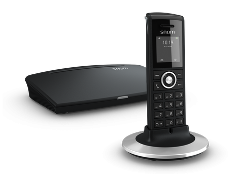 M325. Snom DECT Bundle (Up to 20 handsets on a single cell D