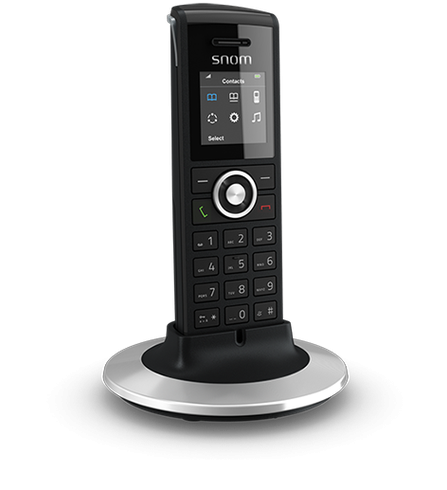 M25. Snom Office Handset (A DECT handset for professional bu