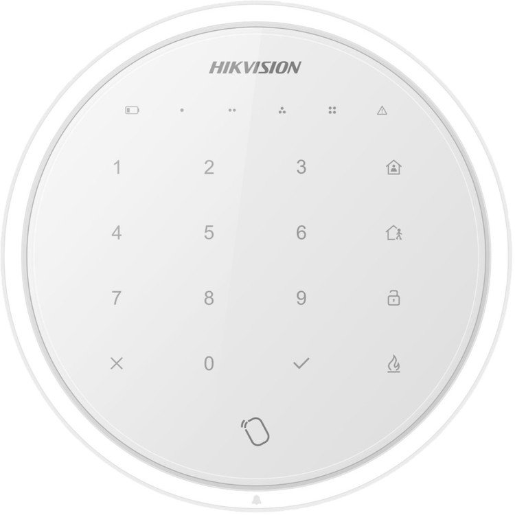 DS-PKA-WLM-433. Hikvision Wireless Keypad. #ASIP Connect