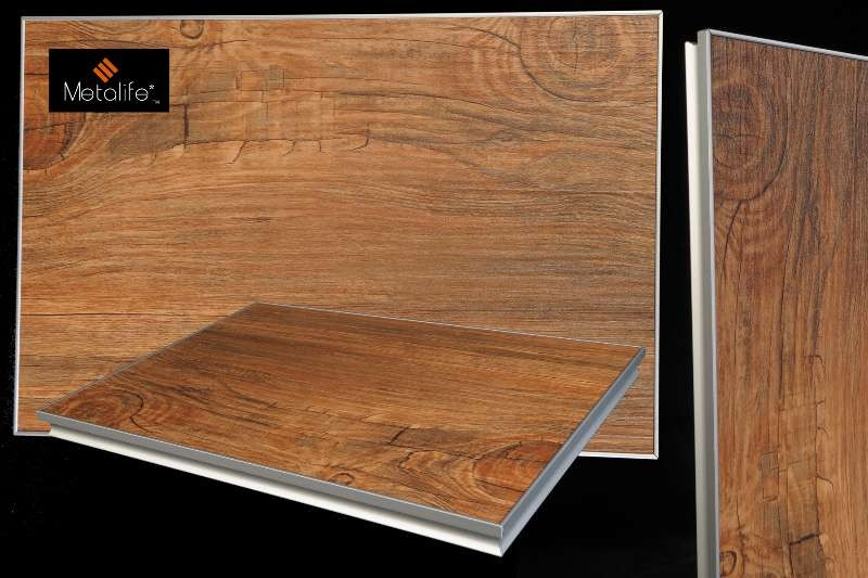 KOREA LAMINATED WOODGRAIN PANEL