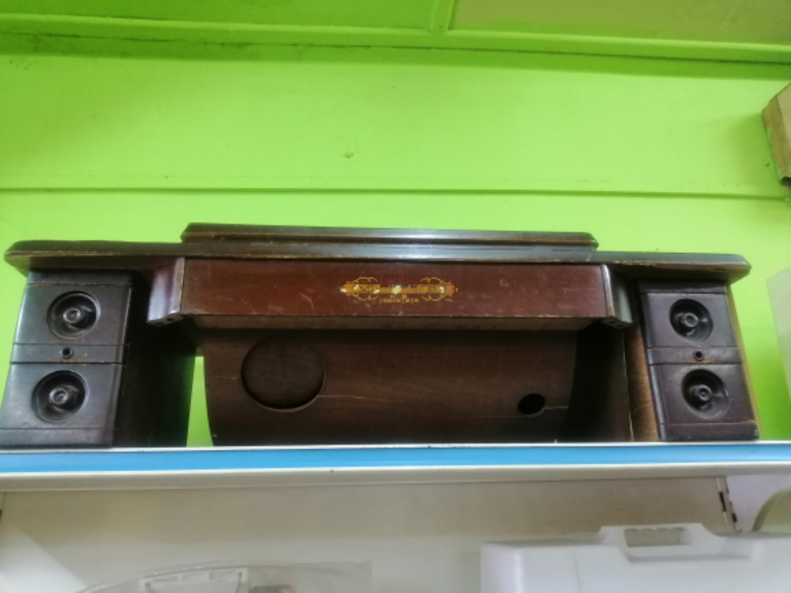 Second Hand Ha Antique Table Sewing Machine