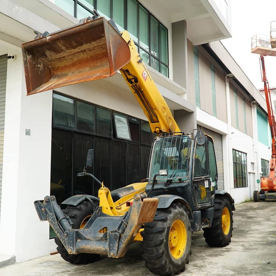 TELEHANDLER 540 140 FOR RENT AND SALES - JOHOR AND SELANGOR