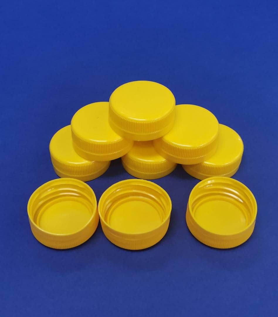 35mm Cap Yellow