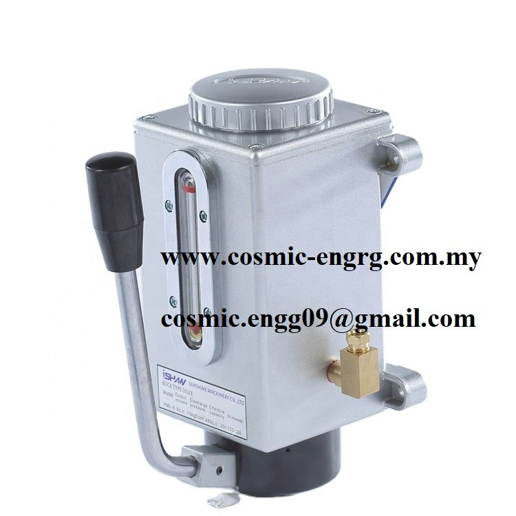 Ishan Rock Type Lubricator