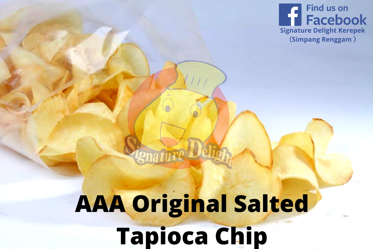 AAA Original Salted Tapioca Chip