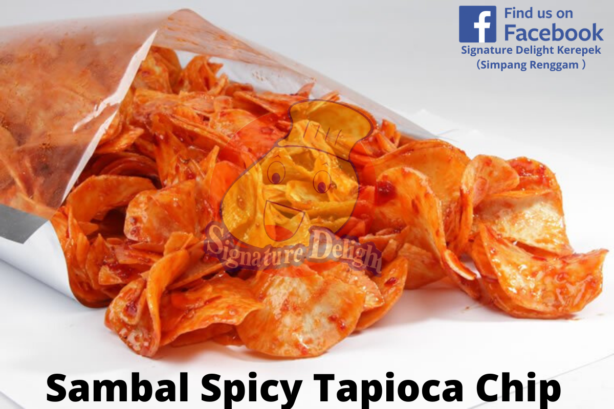 Sambal Spicy Tapioca Chip