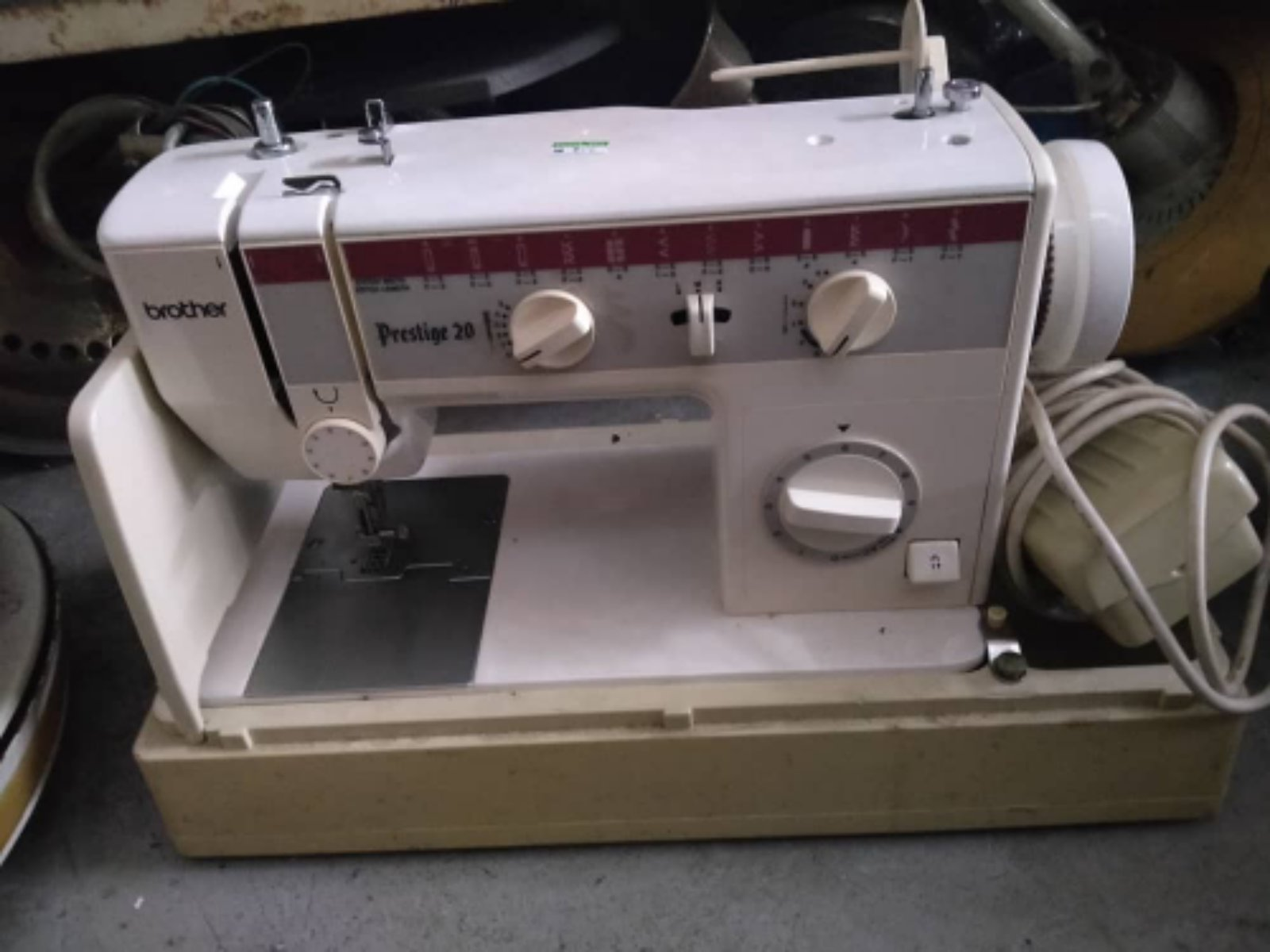 Job For Repai sevis Brother Portable sewing machine