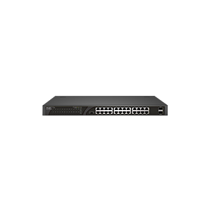 RG-ES126G-LP-L. Ruijie 26-Port Gigabit Unmanaged POE+ Switch