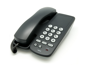AT-40. NEC Basic Single Line Telephone (SLT). #ASIP Connect