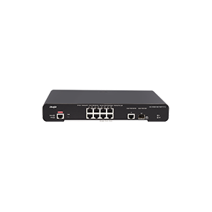 XS-S1920-9GT1SFP-P-E. Ruijie 9-Port Gigabit L2 Smart Managed