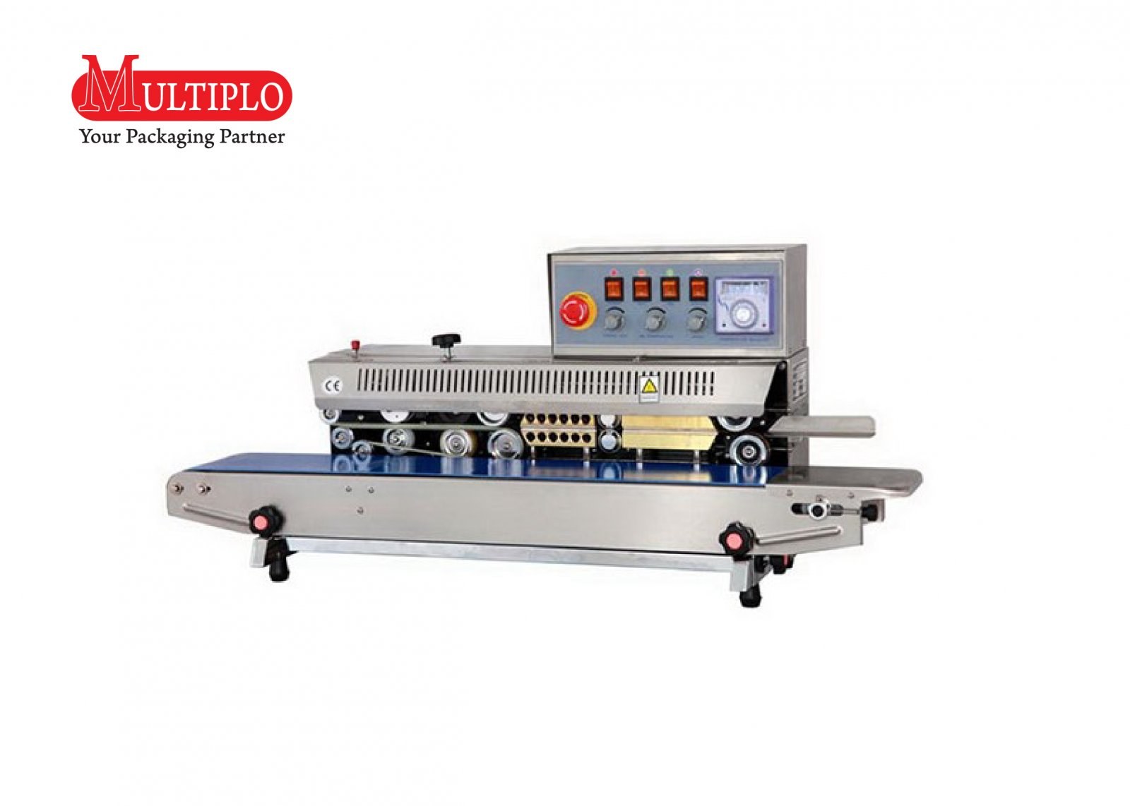Continuous Band Sealer Machine FRM-980AI