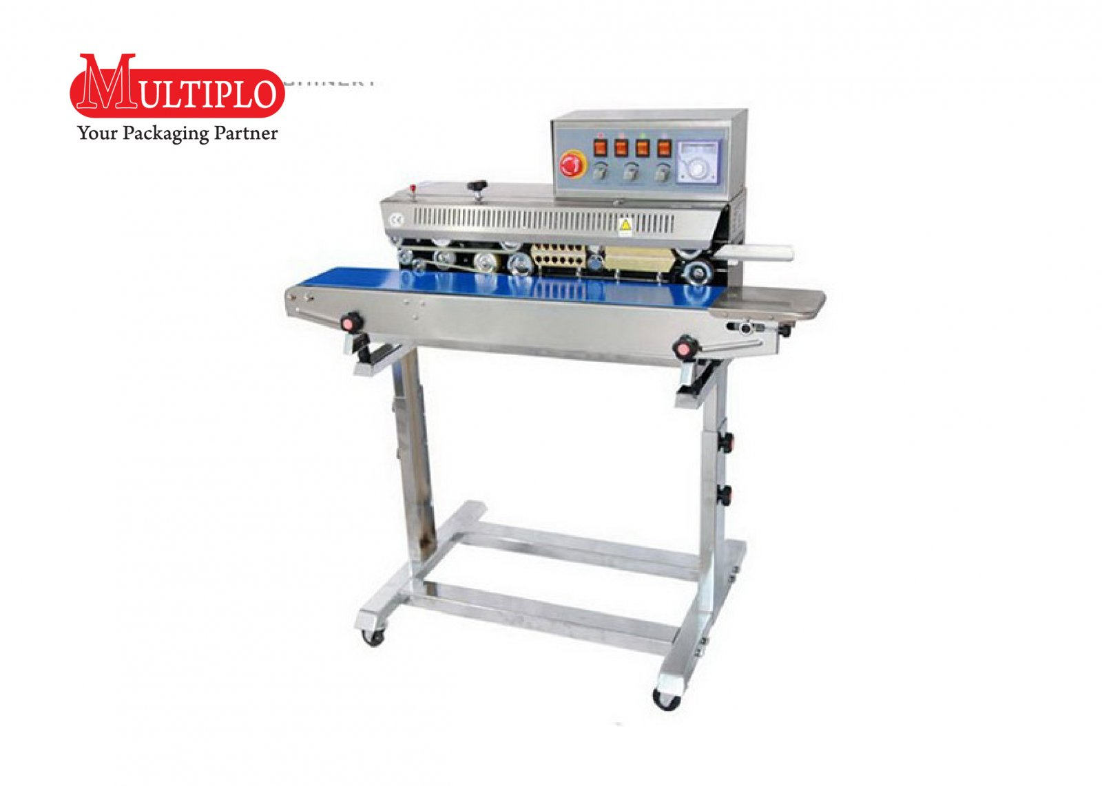 Continuous Band Sealer Machine FRM-980AIII