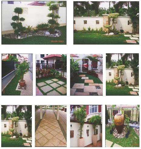 Photo gardening landscape design johor senai malaysia for Garden design ideas malaysia