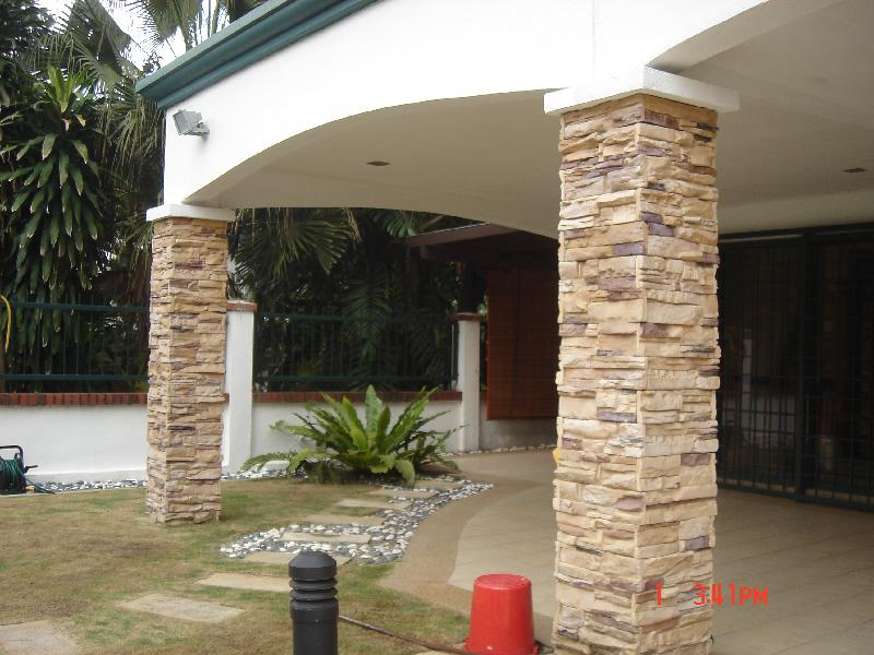 Photo car porch johor senai malaysia construction for Car porch designs for houses