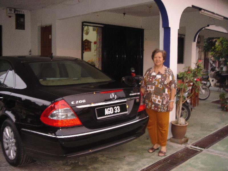 Photo Car Porch Johor Senai Malaysia Construction