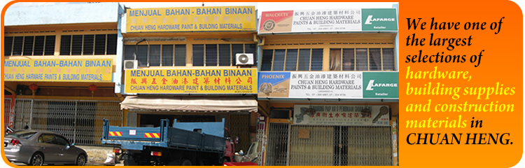 Hardware Building Material : Hardware supplier malaysia building materials supply