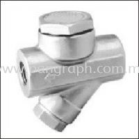 Thermodynamic Steam Trap Screwed Ends