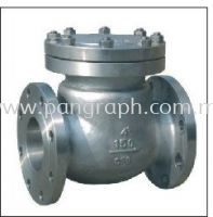Swing Check Valve Flanged Ends