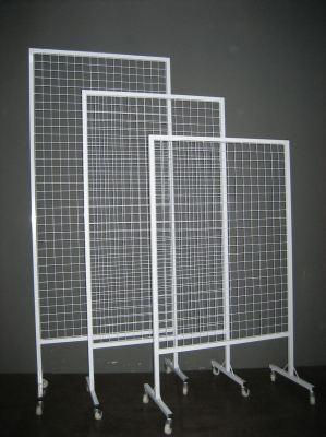 20202-04 T-Net Rack(5'Hx3'L,6'H,7'H)
