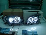 TOYOTA VIOS HEAD LAMP CCFL AUDI LOOK