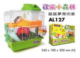 AL127 Alex Mini Woods Hamster House