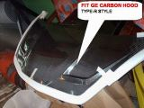 HONDA FIT GE CARBON ..CING