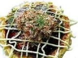 Okonomiyaki (Japanese Pizza)