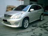 TOYOTA HARRIER BODYKIT AERO