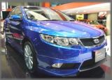 KIA FORTE BODYKIT FR.. ABS