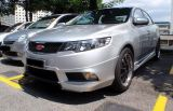 KIA FORTE PU BODYKIT