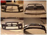 EVO X OEM FRONT BUMB..ENT.