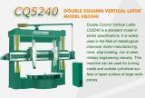Double Column Vertical Lathe - CQ5240
