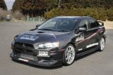 mitsubishi lancer ev..p on