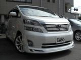 toyota vellfire body..ista