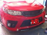 Kia Koup FN Style Front Grill + MR Style Front Lip