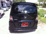 Honda Freed 09 MG Rear Lip