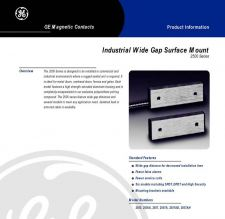 GE-2500-Series-Magnetic-Contac