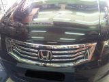 HONDA ACCORD 2008 MUGEN GERILLE CHROME COVER