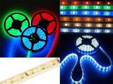 FLEXIBLE TOP LED STRIPS
