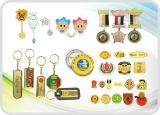 Badges and Keychain