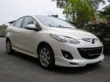 mazda 2 SEDAN bodykit RSR