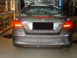 HONDA ACCORD BODYKIT BUMPER REAR SKIRTING