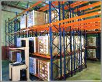 Double-Deep Pallet Racking