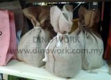 Custom Made Jute Bag (MOQ: 1000pcs)
