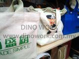 Custom Made Canvas Bag (MOQ: 1000pcs)