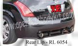 Nissan Murano INVD Rear Lip