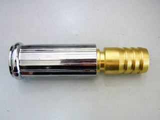Chrome Nozzle